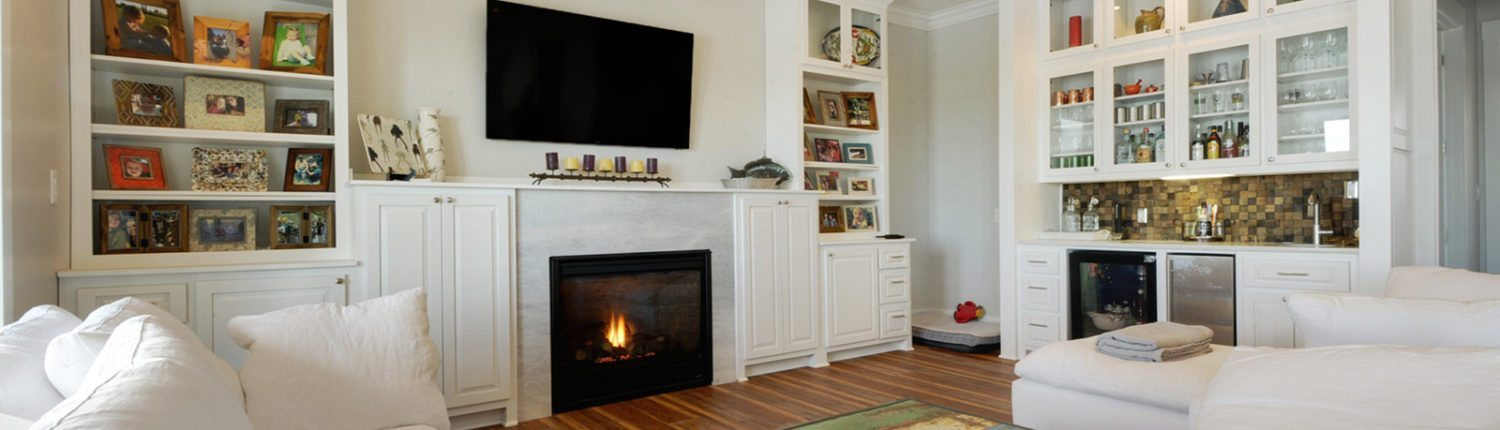 General Contractor in Bay St. Louis, Gulfport and Biloxi Mississippi Living Room Construction and Design