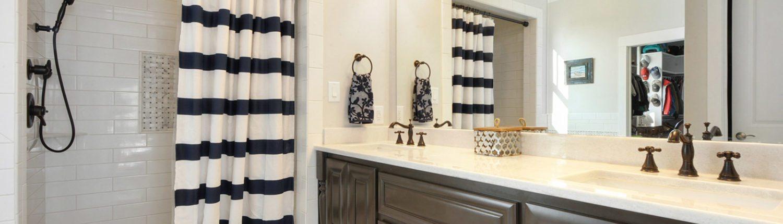 Beautiful Coastal Home Construction in Mississippi Beautiful Bathroom Design
