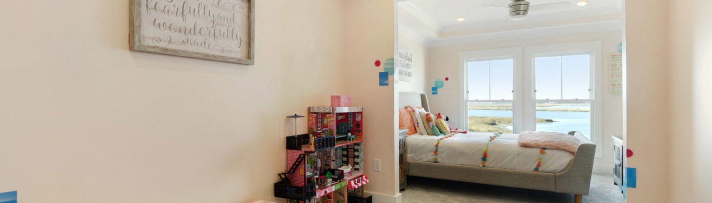Biloxi, Mississippi Area Construction Guest Bedroom Design View 2