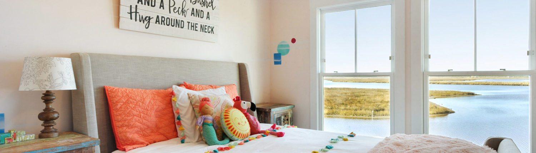 Biloxi, Mississippi Area Construction Guest Bedroom Design