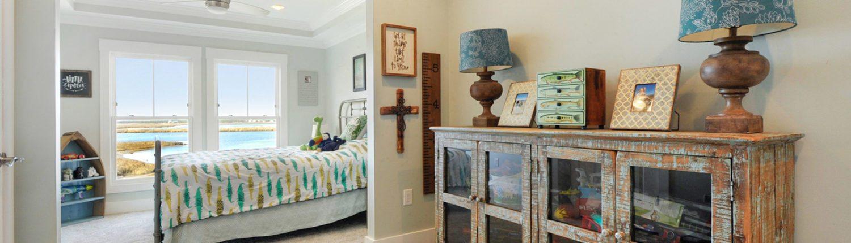 Biloxi, Mississippi Area Construction Bedroom Design View 2